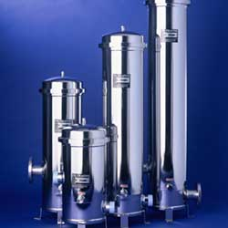 industrial filter housings